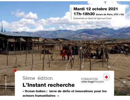 [Webinaire] Océan Indien : terre de défis et innovations pour les acteurs humanitaires
